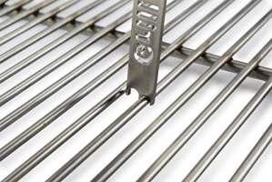 Racloir/Grattoir pour grille de barbecue/grille de cuisson en acier inoxydable | 4mm, 5mm, 6mm, 8mm