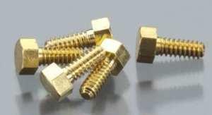 00-90 1/8″ Hex Head Machine Screw (5) by Woodland Scenics