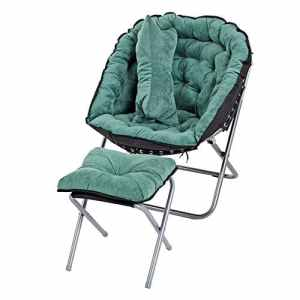 KTYXGKL Lazy Canapé Balcon Petit Canapé Petit Appartement Chambre Loisirs Créative Unique Chaise Pliante Chaise Pliante (Couleur : O)