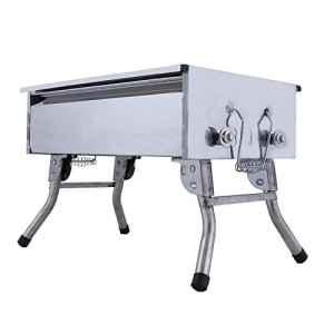 Mini Mangal kebab et barbecue grill en acier inoxydable