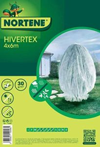 NORTENE Voile d'hivernage Hivertex 4 x 6 m