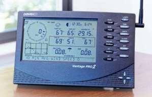Station météo sans fil Vantage Pro2 Aktiv Davis Instruments DAV-6153EU