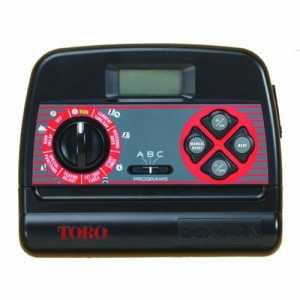 The Toro Company 53794 6 Zone couverte programmateur d'arrosage