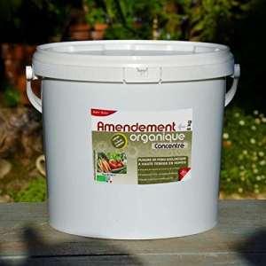 Agro Sens 3770004422197 Amendement Organique Bio 8 kg, Brun, 20 x 28 x 26 cm