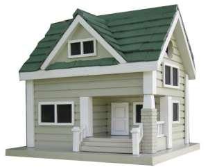 Home Bazaar Bungalow Birdhouse
