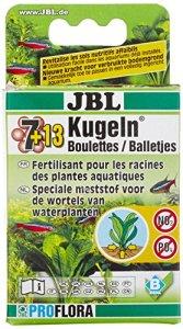 JBL Pack de 7 + 13 Boulettes de fertilisant pour les racines des plantes aquatiques