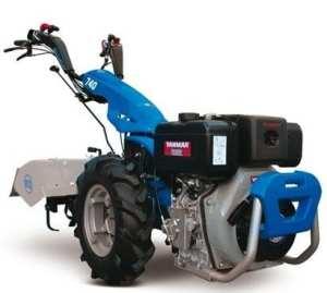 Motoculteur BCS 740Avec Mot. Briggs & Stratton xr210011,4HP à essence –