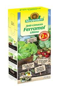 Neudorff Anti Limaces Ferramol Ultima, Vert, 5,9 x 9,5 x 21 cm