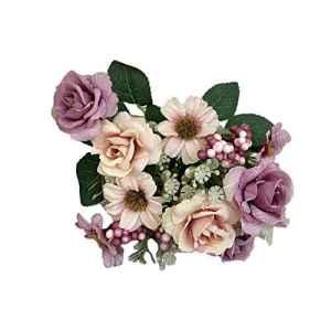 TWBB Artificielle Vert Feuille Vigne, Fleurs Artificielles Plante Guirlande pour Decoration Deco Maison Mariage