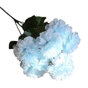 TWBB Lot de Bouquets de Roses artificielles Décoration de fête, d'intérieur, de Mariage