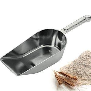 Westmark 91712291 Hygia Pelle de cuisine, Aluminium, 650 ml