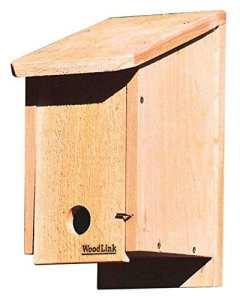WoodLink Box ROOST Roosting Cedar hiver