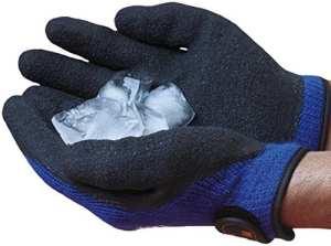 Gants Hiver&Gel – Résistance à des températures extrêmes inférieures à -22C