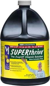 Hydrogarden Superthrive Formule Vitamine Plante 1 Gallon Claire