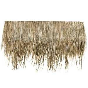Lot de 20 Panneaux naturels (145 cm) pour toit de palme, toiture exotique, abri jardin, gazebo, parasol (20×12100)
