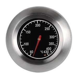 PIXNOR 7.6 cm Thermomètre de four BBQ extérieur