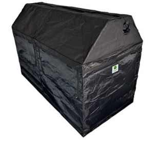 Senua Loft Budtent Tente de culture 120 x 120 x 160 cm Cube Loft