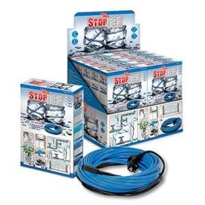 stopice18/12kit câble chauffant à puissance constante 216W x 18mètres–RayTech