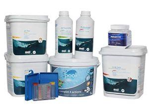 SUNBAY 792676 Kit Traitement de l'eau, Multicouleur