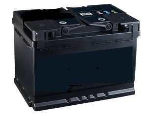 TOPCAR Batterie tondeuse 12V 30Ah 300A U19