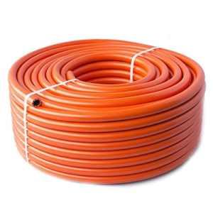 Tuyau de 10m pour gaz GPL/propane/butane – Pour camping, caravanes, barbecue – Haute pression –9 mm