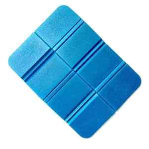 VORCOOL coussinets en mousse XPE pliantes Assise imperméable Coussin de soleil pour Camping Extérieur Pique-nique (Bleu)