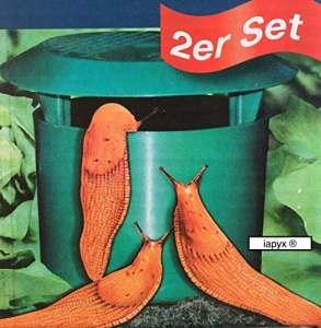 2 Pièges pour escargots
