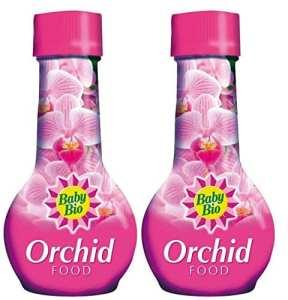 2x BABY Bio Engrais pour orchidée Nourriture Engrais 175ml