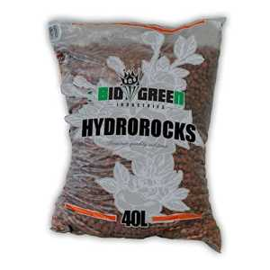 Billes d'argile / Arlite expansée BioGreen Hydrorocks (40L)