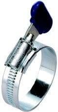 Collier de serrage / Bride en métal pour Tuyau d'irrigation (10-20mm)