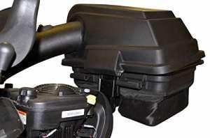 Mculloch 960710029 Bac de ramassage pour tondeuse MowCart 66 Noir