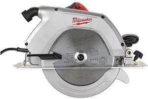 Milwaukee 4933451117–cs85sb Scie circulaire 2200W disque 235mm, Prof 85mm et démarrage doux