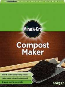 Miracle Gro Compost 3.5kg