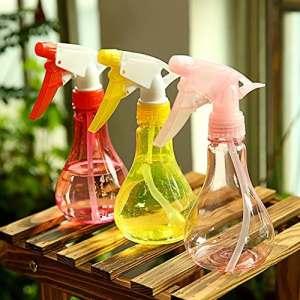 Rameng- Vaporisateur à Main d'eau en Plastique Spray Bouteille Coiffure Plante Fleurs Pulvérisateur d'eau Couleur Aléatoire