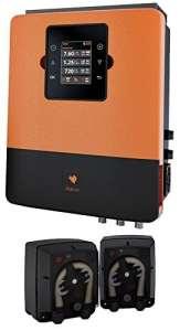 Sucre Valley Ta156Eau Aspirateur Définit Redox Option avec capteur pour réparation/contrôleur, Noir