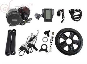 36V 250W Bafang 8fun Mid-Drive Motor Conversion Kits with built-in Controller