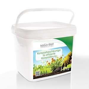 Accélérateur de compost Composteur rapide compostage Compost aide compostage 10kg