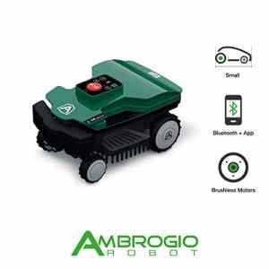 Ambrogio Robot tondeuse Zucchetti Ambrogio L15Deluxe, 600m²