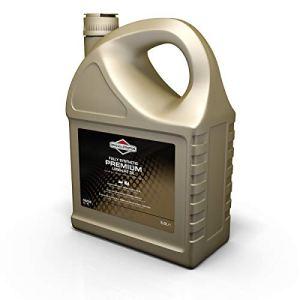 Briggs & Stratton 100009S Premium Huile Moteur SAE30, 5.0 litre