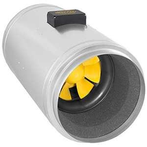 CAN Fans Q de Max 315EC Ventilateur, 2850M³/HR, Argent, 70x 41x 42cm, 08–356–555