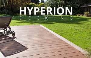 Composite pour terrasse kit–20m²–6coloris disponibles | Hyperion terrasse britannique…