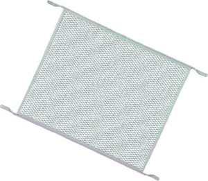 M-D produits 19en. X 32en. écran Blanc Porte Grilles 33308–Lot de 3