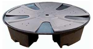 Qualité Finia 1800d'eau de 420litres Fonction Réservoir 1800mm de diamètre
