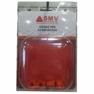 SMV Industries NT2Déflecteur Buse Tip (Lot de 4)