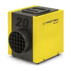 TROTEC teh 20T–Radiateur électrique 2,5kW)