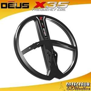 XP Metal Disque X35-28 cm Deus et ORX