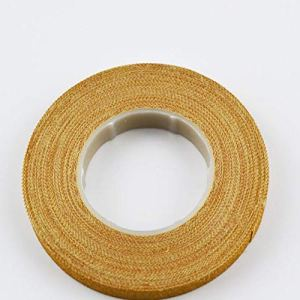 ARFUTE Special Tape Cotton Self Adhesive Finger Tape Nails Use Finger Picks(Skin Color)