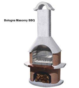 Barbecue béton Bologne Buschbeck