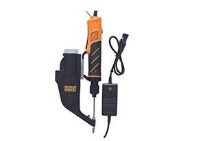Convoyeur électrique à vis automatique 220 V léger et portable pour tournevis et organiseur 80 W 2.6#