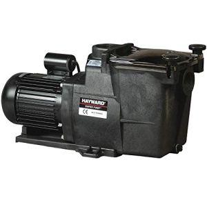Hayward – sp1608xe111 – Pompe à filtration 0,75 cv, 11m3/h mono super pump